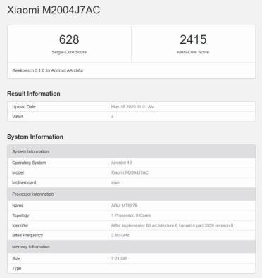 Redmi-Note-10-M2004J7AC-5G-Geekbench