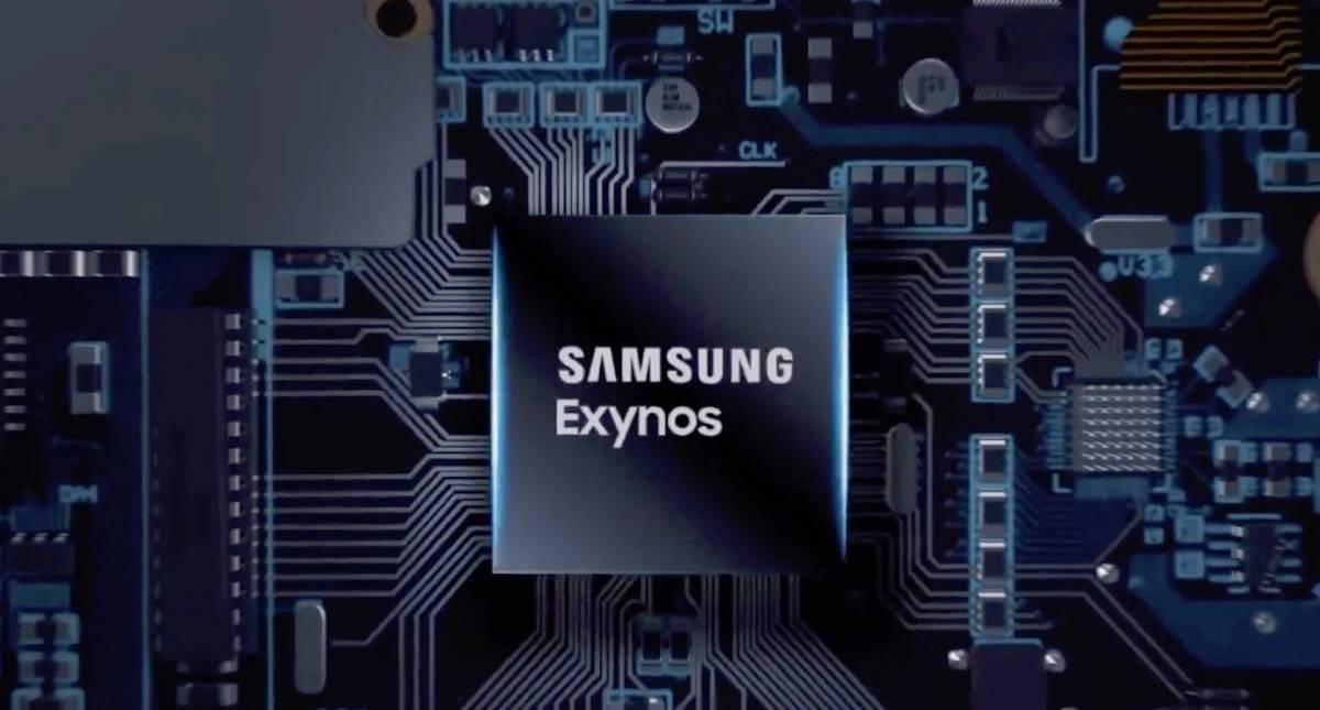 Samsung Con El Exynos 2100