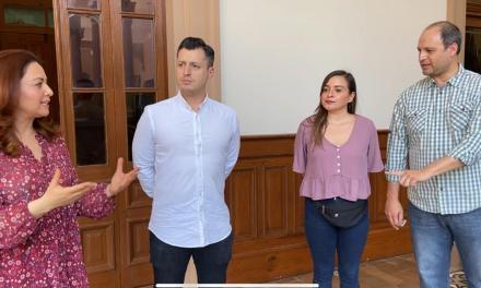 SOLICITA BANCADA DE MOVIMIENTO CIUDADANO A GOBERNADOR EN TEMAS DE SALUD SER INCLUYENTES EN ACCESO A LA INFORMACIÓN CON PERSONAS DISCAPACITADAS