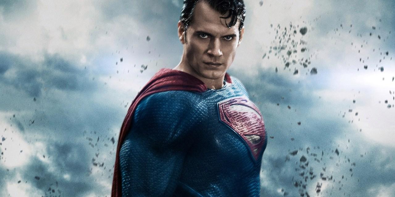 TENEMOS SUPERMAN PARA UN GRAN RATO, HENRY CAVILL FIRMA PARA 3 NUEVAS PELÍCULAS