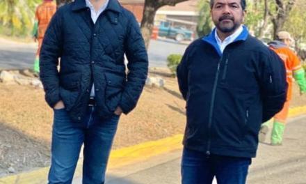 HÉCTOR SALINAS ES EL NUEVO SECRETARIO DE SERVICIOS PÚBLICOS DE MONTERREY