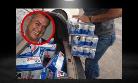 VUELVEN LAS BEBIDAS ALCOHÓLICAS A VENDER EN EL FIN DE SEMANA, ¿SERÁ EL INICIO DEL 'PEDÓN' QUE EL GOBERNADOR DECÍA?