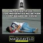 NO EXISTE ESTUDIO CIENTÍFICO CONFIRMADO, PERO LOS NÚMEROS REVELAN TRES HIPÓTESIS INTERESANTES, ¿LOS INDIGENTES TIENEN MÁS RESILENCIA AL VIRUS DEL COVID-19? UN ''TONAYÁN'' PODRÍA SALVARTE LA VIDA
