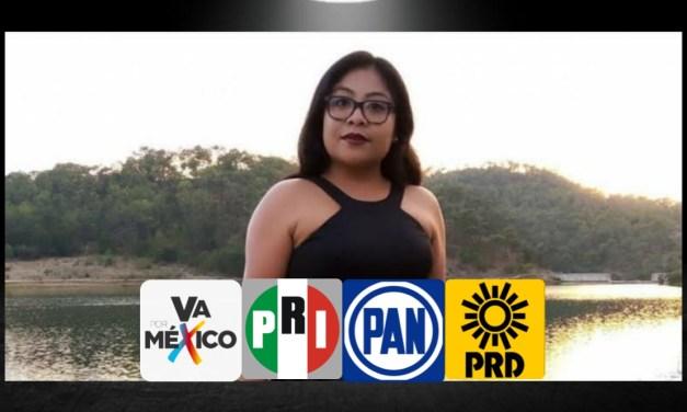 """""""VA POR MÉXICO"""" BUSCA ENTRE LAS PIEDRAS PARA VENCER A MORENA"""