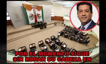 CONGRESO DE TAMAULIPAS LOGRA QUE, POR AHORA NO RUEDE MÁS CABEZA DE VACA, SUPREMA CORTE LES ADMITE CONTROVERSIA CONSTITUCIONAL
