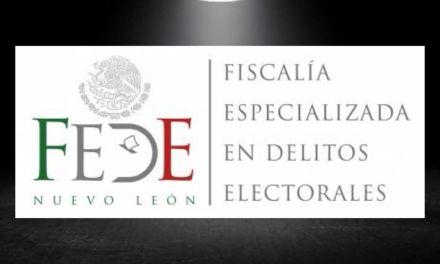 YA CAYÓ EL PRIMER SENTENCIADO POR DELITOS ELECTORALES DEL PROCESO 2021<br>