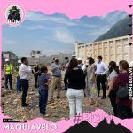PROTECCIÓN CIVIL DE MONTERREY BRINDA APOYO A PERSONAS AFECTADAS TRAS FUERTES LLUVIAS