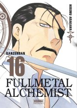Fullmetal Alchemist (Ed. Kanzeban) N°16
