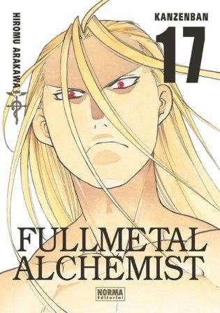 Fullmetal Alchemist (Ed. Kanzeban) N°17