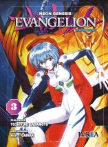 Neon genesis evangelion N°3