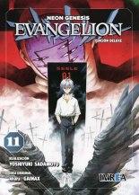 Neon genesis evangelion N°11