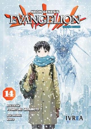 Neon genesis evangelion N°14