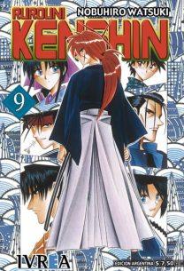Rurouni Kenshin N°9