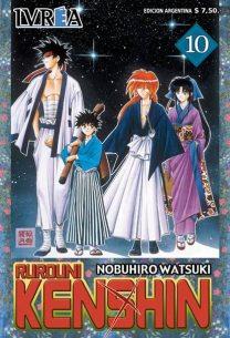 Rurouni Kenshin N°10