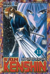 Rurouni Kenshin N°11