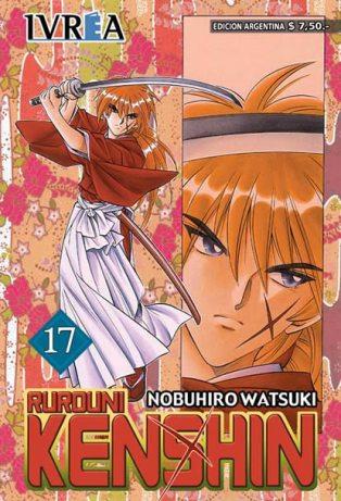 Rurouni Kenshin N°17