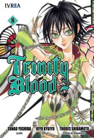 Trinity Blood N°8