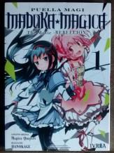 Mahou shoujo madoka magika: The movie - Rebellion N°1