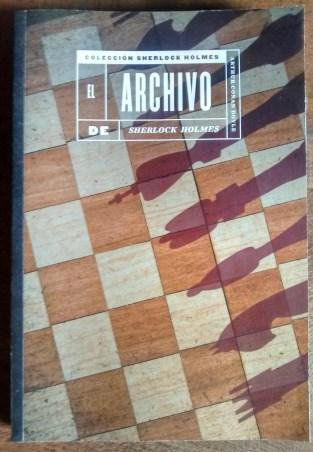 Sherlock Holmes IX: El archivo de Sherlock Holmes