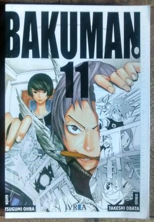 Bakuman N°11