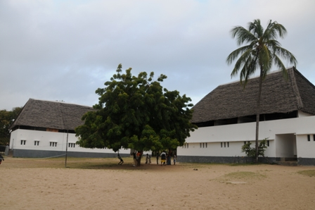 The new dorms at the shamba: boys and girs