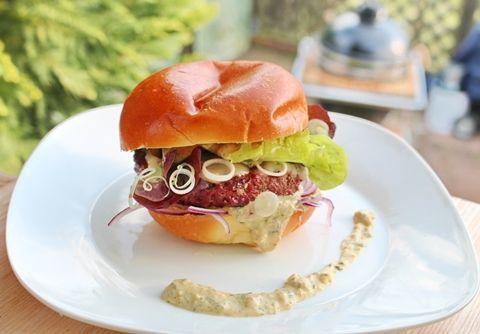 Hamburguesa de ternera casera recetas  | Y mi prensador (review)