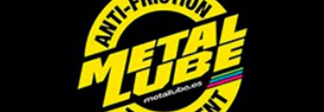 logotipo metal lube