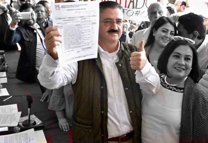Detectan al Güero Márquez irregularidades por 113 millones de pesos