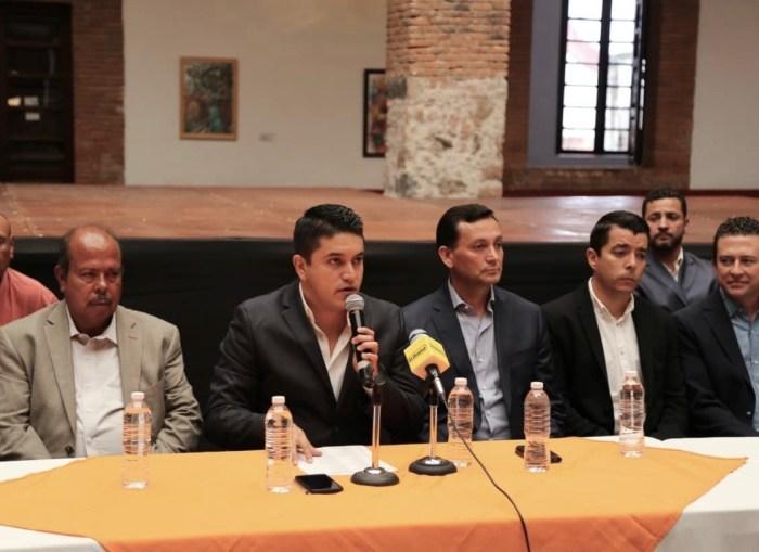 Tecutli Gómez presenta su gabinete del Gobierno de Lagos de Moreno