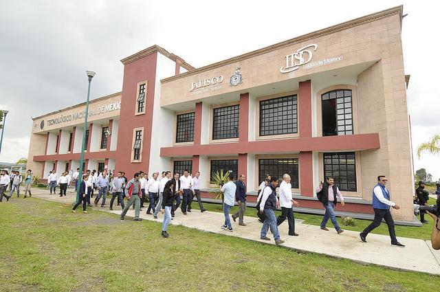 Instalaciones del TEC Mario Molina en Lagos de Moreno. Foto: Gobierno de Jalisco