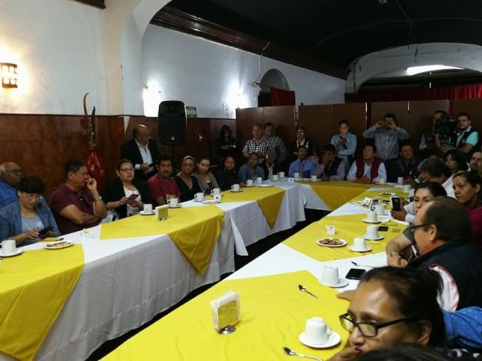 Rubén Vázquez anuncia su salida del PRI