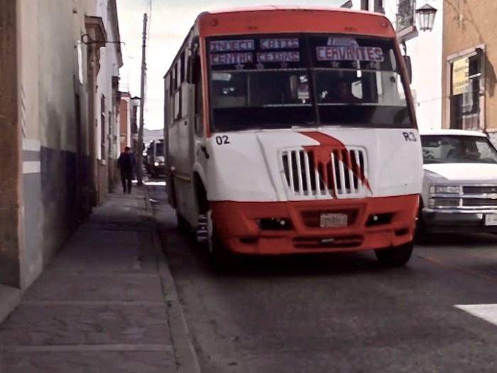 Transporte público en Lagos de Moreno