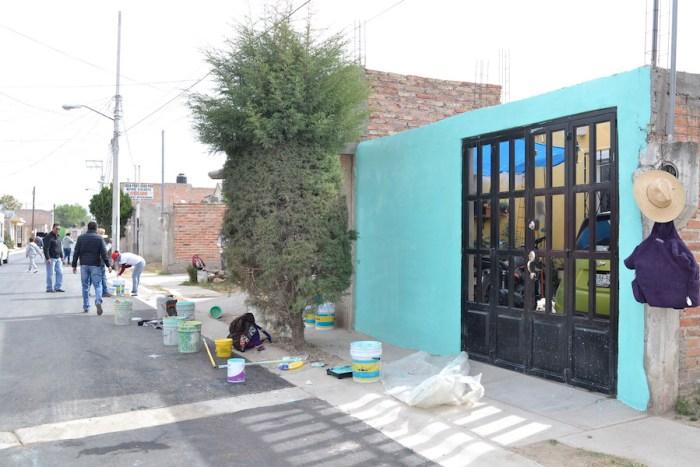 Colonia Huertitas en Lagos de Moreno