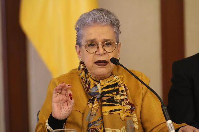 Margarita Sierra. Foto: Gobierno de Jalisco