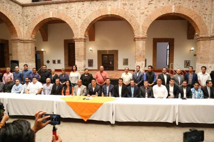 Gabinete del Gobierno de Lagos de Moreno