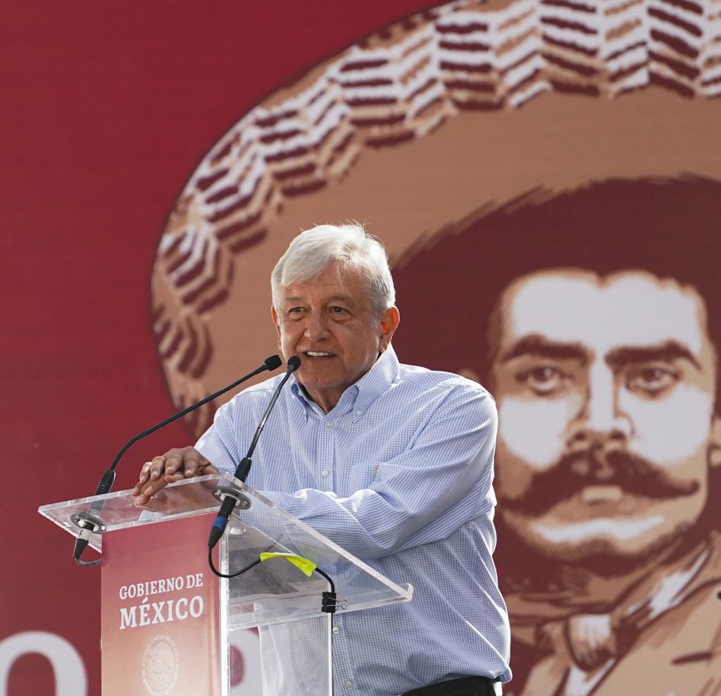 Obrador estará el sábado en Encarnación y el domingo en Guadalajara