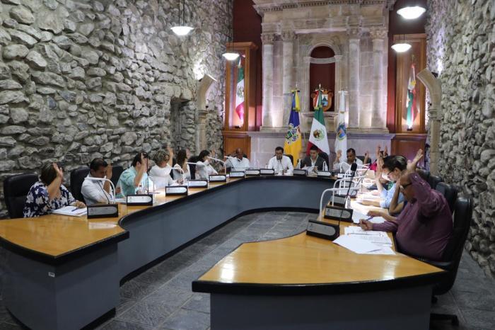 Cabildo del Ayuntamiento de Lagos de Moreno