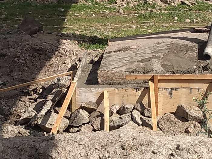Dan mantenimiento al puente de la calzada en Lagos de Moreno