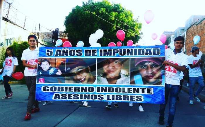 Desaparecidos Lagos de Moreno