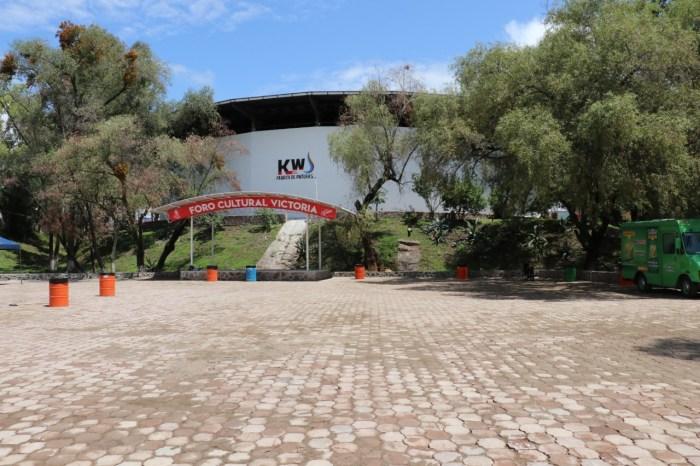 Instalaciones de la feria de Lagos de Moreno