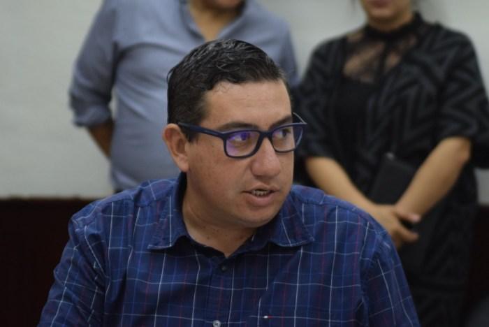 Fabricio Vilchis titular del SIPINNA en Lagos de Moreno
