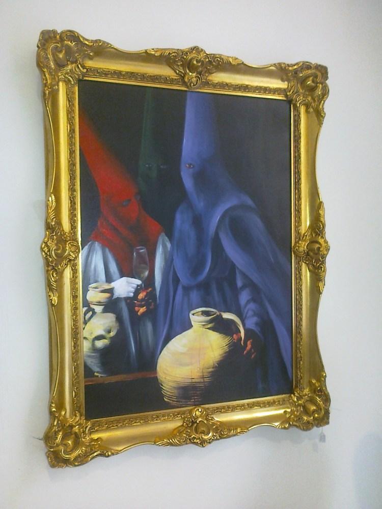 Paralelismos cofradieros del arte. (2/6)