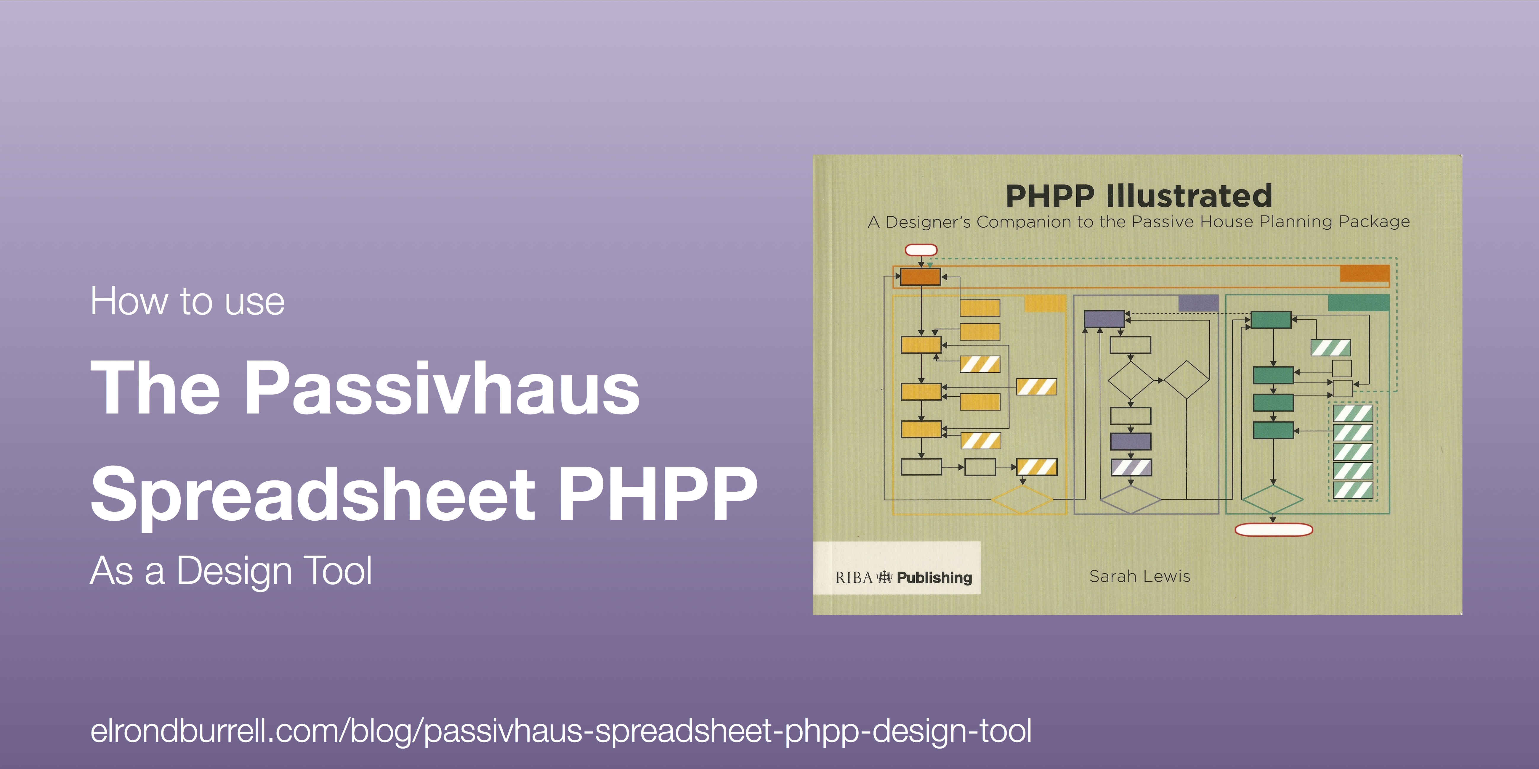 How To Use The Passivhaus Spreadsheet Phpp As A Design