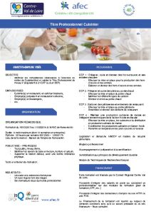 thumbnail of TP Cuisinier 2017 oct – AFEC Romorantin