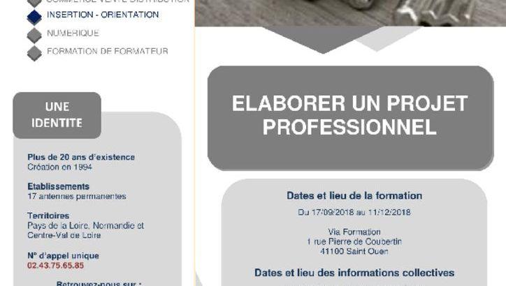 thumbnail of Via Formation_Elaborer Projet Professionnel_Saint Ouen Sept2018-1