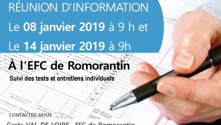 thumbnail of Affiche_information collective ASCA ROMORANTIN 2019 Lot 279