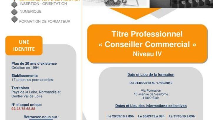 thumbnail of Fiche de pr+®sentation Conseiller Commercial – Blois-1