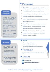 thumbnail of Fiche de presentation Technicien Informatique – 2