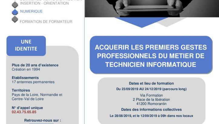 thumbnail of Fiche de presentation Technicien Informatique – ROMORANTIN sept (1)