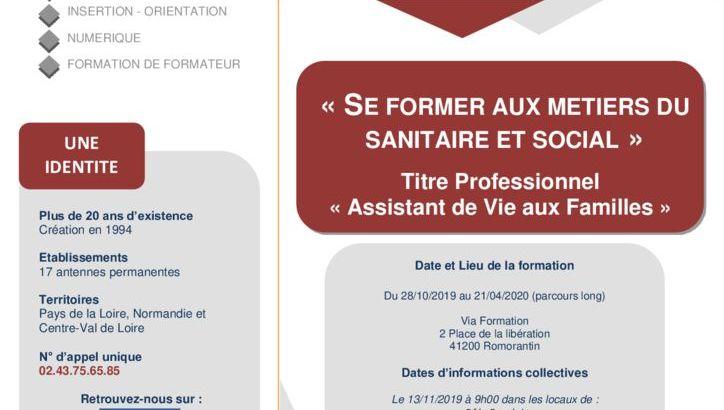 thumbnail of Fiche de présentation – ADVF S3 – Romorantin